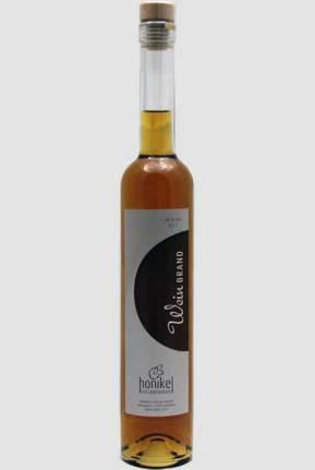 Bild Flasche Weinbrand (Holzfass gelagert)
